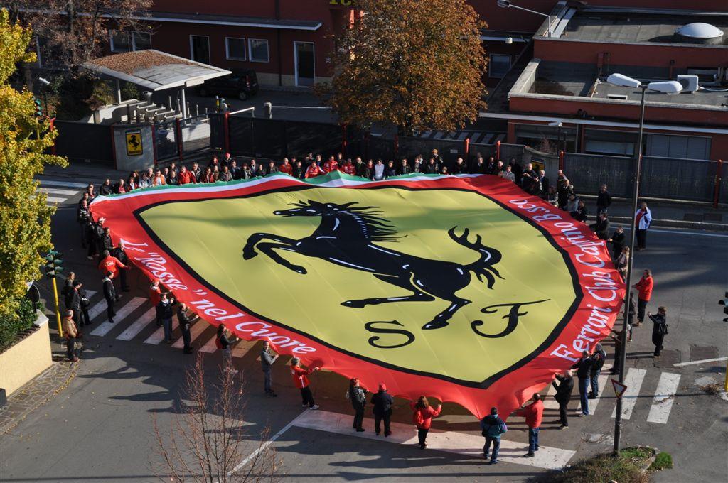 13 Novembre 2011 Maranello