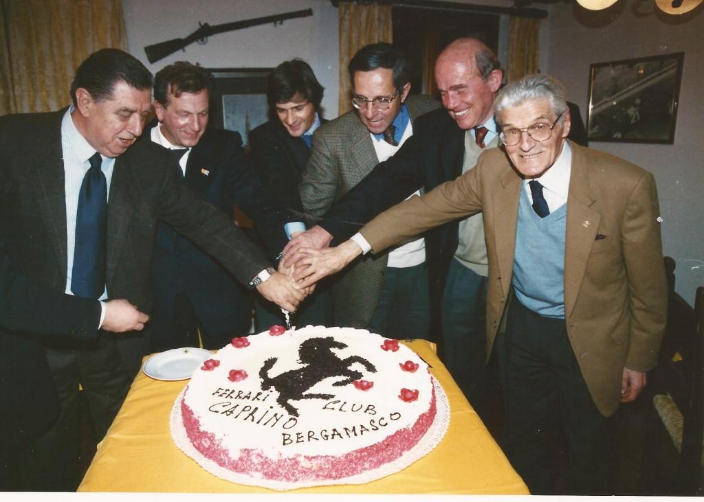 Giulio - Franco Gozzi Cena Sociale 22 Gennaio 2000